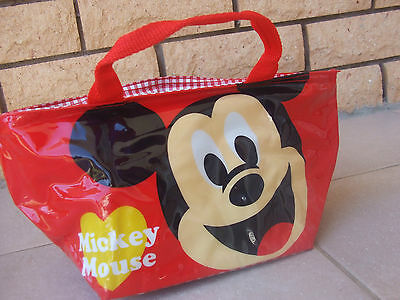 New Cute Red Micky Mouse Fancy Girls Tote/handbag