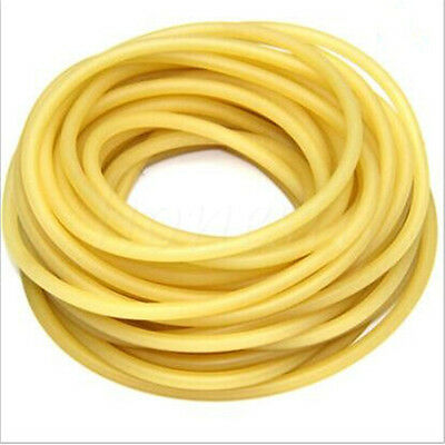 1~17M 6060 Natural Latex Rubber Band Tube for Slingshot Catapult Elastic 6x9mm