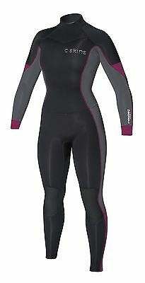 C Skins Solace 5:4 Women Ladies Winter Thermal Wetsuit