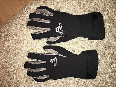 Mountain Equipment Super Alpine Climbing Gloves Men's Size M