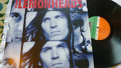 Lemonheads - Come On Feel The Lemonheads 1993 UK/Euro VINYL LP ATLANTIC 1st