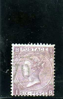 Victoria Surface Printed Issue 6d SG 97