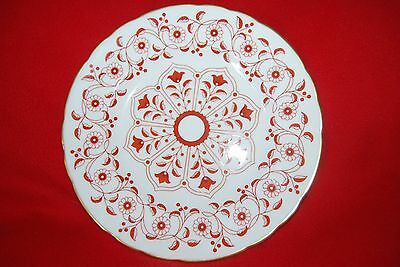 """Royal Crown Derby Rougemont A1107  8⅜"""" Plates"""