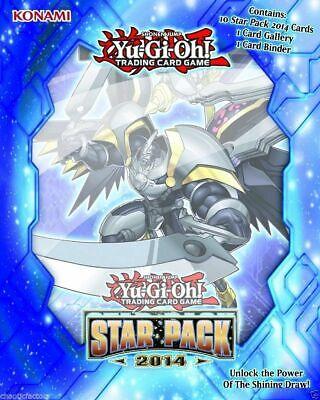 YUGIOH Star Pack 2014 Beginner's Kit NEW!