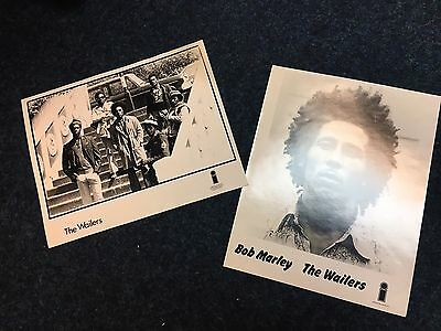 Two Rare Promo Photo . Bob Marley / The Wailers. Island Records.