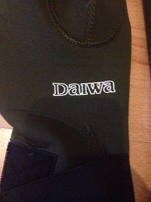 Daiwa fishing spinning neoprene gloves