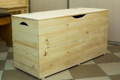 Extra Large Wooden Chest Box