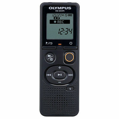 Olympus VN-541PC 4GB Digital Voice Recorder,***Free UK Delivery***