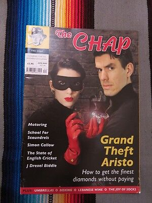 The Chap Magazine Issue #44 April-May 2009