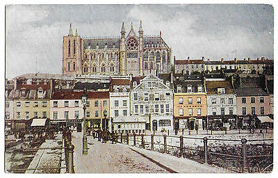 Vintage Postcard.  Queenstown (Cobh), Co.Cork.  Unused Pre-1919.  Ref:72230