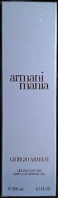 Armani Mania Giorgio Armani for women BATH &  SHOWER GEL 150 ml