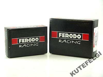 Ferodo Brake Pads Honda S2000 Civic TypeR DS2500 FCP1444H Front + FCP956H Rear