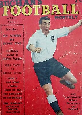 Charles Buchan's Football Monthly - No 20, April 1953