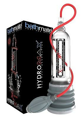 Developpeur Hydromax X50 Xtreme Transparent - Bathmate - 1401600000000 -