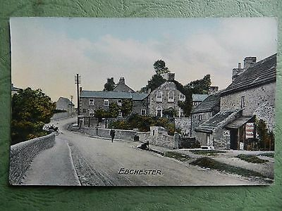 Old Real Photo Postcard - Ebchester , Co Durham