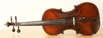 """Very old labelled Vintage violin """"Georges Chanot"""" fiddle 小提琴 ヴァイオリン Geige"""