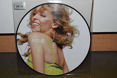 "KYLIE MINOGUE I Believe In You 12"" Picture Disc (Rare/Mint Vinyl)"