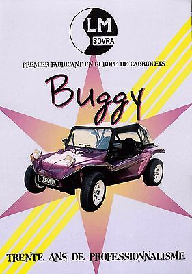 Lm Sovra Buggy Catalogue Commercial