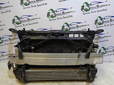 Audi A1 2.0Tdi Complete Radiator Pack With Front Panel 8X