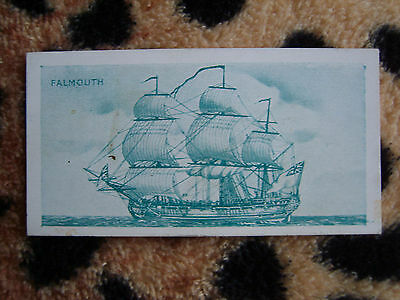 Cigarette Card : Dominion : Old Ships (Third Series) (1936) : No. 1