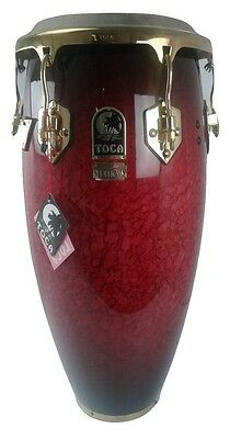 """Toca Limited Edition Conga 11""""Bordeaux 4811BB"""