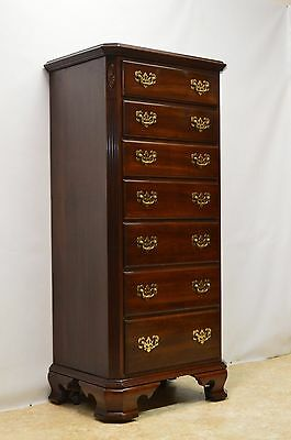 Ethan Allen Georgian Court Solid Cherry  Lingerie Chest