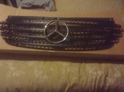 mercedes sprinter front grill with badge