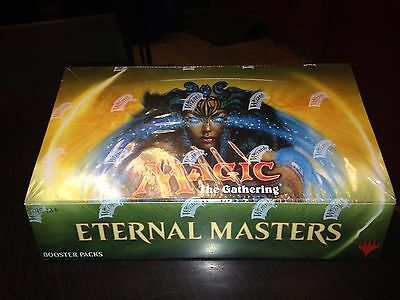 Magic the Gathering Eternal Masters Booster Box - Factory Sealed