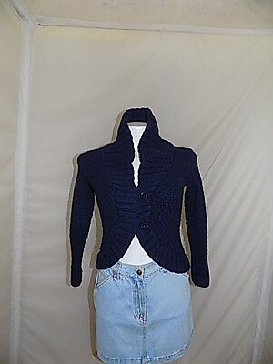 Tommy Hilfiger Cardigan  Maglione Jumper Sweater Sueter Pullover 10 Anni  S5877