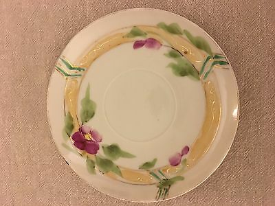Vintage Hand Painted China Plate