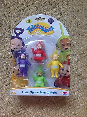 Teletubbies - Four Figure Family Pack