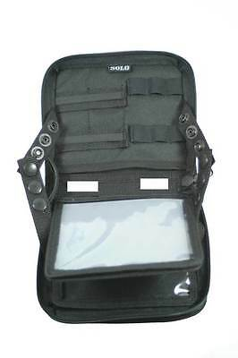 Solo COMMUNICATIONS radio map POUCH ammo MOLLE army Black ASSAULT case VEST BN
