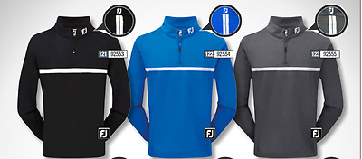 Footjoy Golf Brushed Chill Out / Golf Top with Chest and Back Stripe 2016