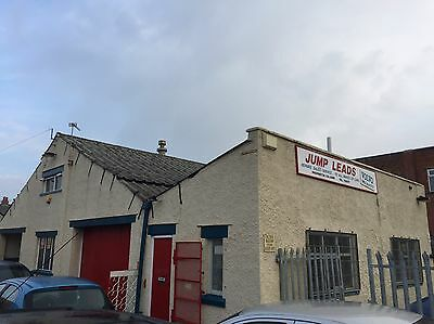 Garage Service Business For Sale Lytham St Annes
