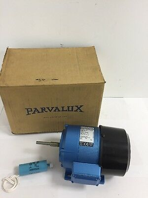 New Parvalux SD13 100w AC Electric Motor Single Phase 1400RPM 4-Pole W10332