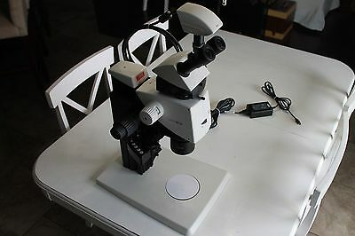 Leica M125 Microscope with DFC 450 Camera - Excellent Condition!