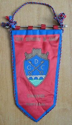 G.D. Chaves Portugal Football pennant