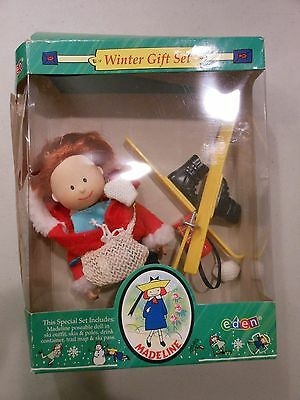 """Madeline 8"""" Doll Eden Outfit Winter Gift Set 2000"""