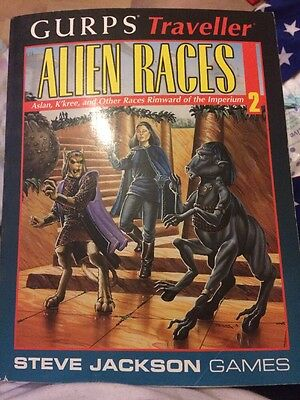 GURPS Traveller Alien Races 2
