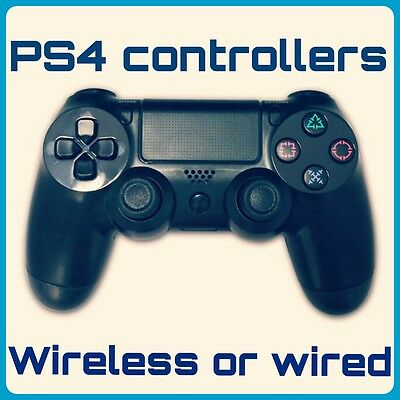 Ps4 Controller Wireless Controller Gamepad Joypad For Ps4