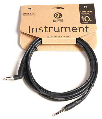 Planet Waves 10' Classic Series Instrument Cable -