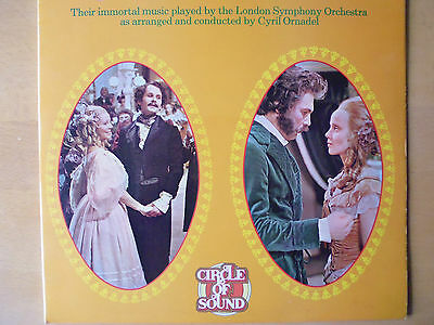 The Strauss Family Circle Of Sound Gatefold Vinyl LP Double Record