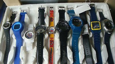 TRADE ONLY JOB LOT OF 50 new  X  MIXED   WATCHES 100% GEN...