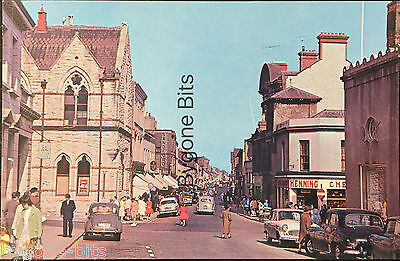 Main Street Larne Co Antrim Postcard Northern Ireland Irish.