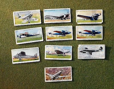 International Air Liners John Player & Sons  11, Spare Cards