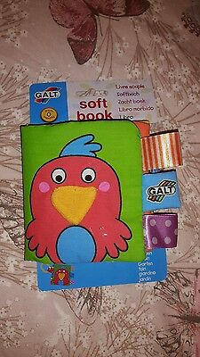 baby soft first/ touch and feel book