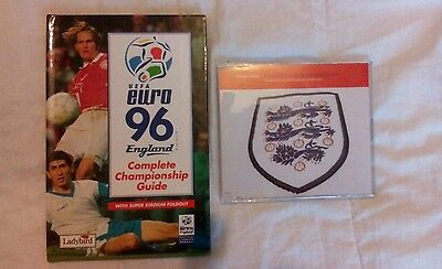 Euro '96 Book And CD