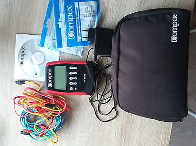 Compex Energy, pack complet
