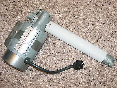 Emerson Gearmaster K37MYA323071 Electric Motor 115V AC for Hospital Bed