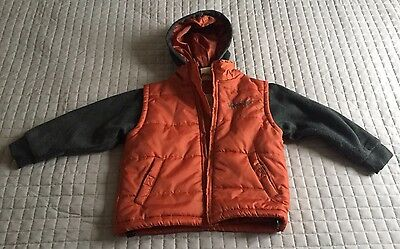 Timberland Boys Jacket Age 4T Years